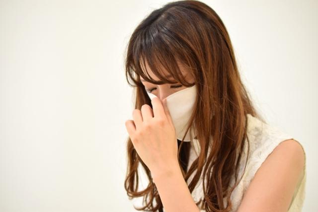 セイダカアワダチソウの花粉でアレルギー鼻炎?花粉でアレルギー意外な植物